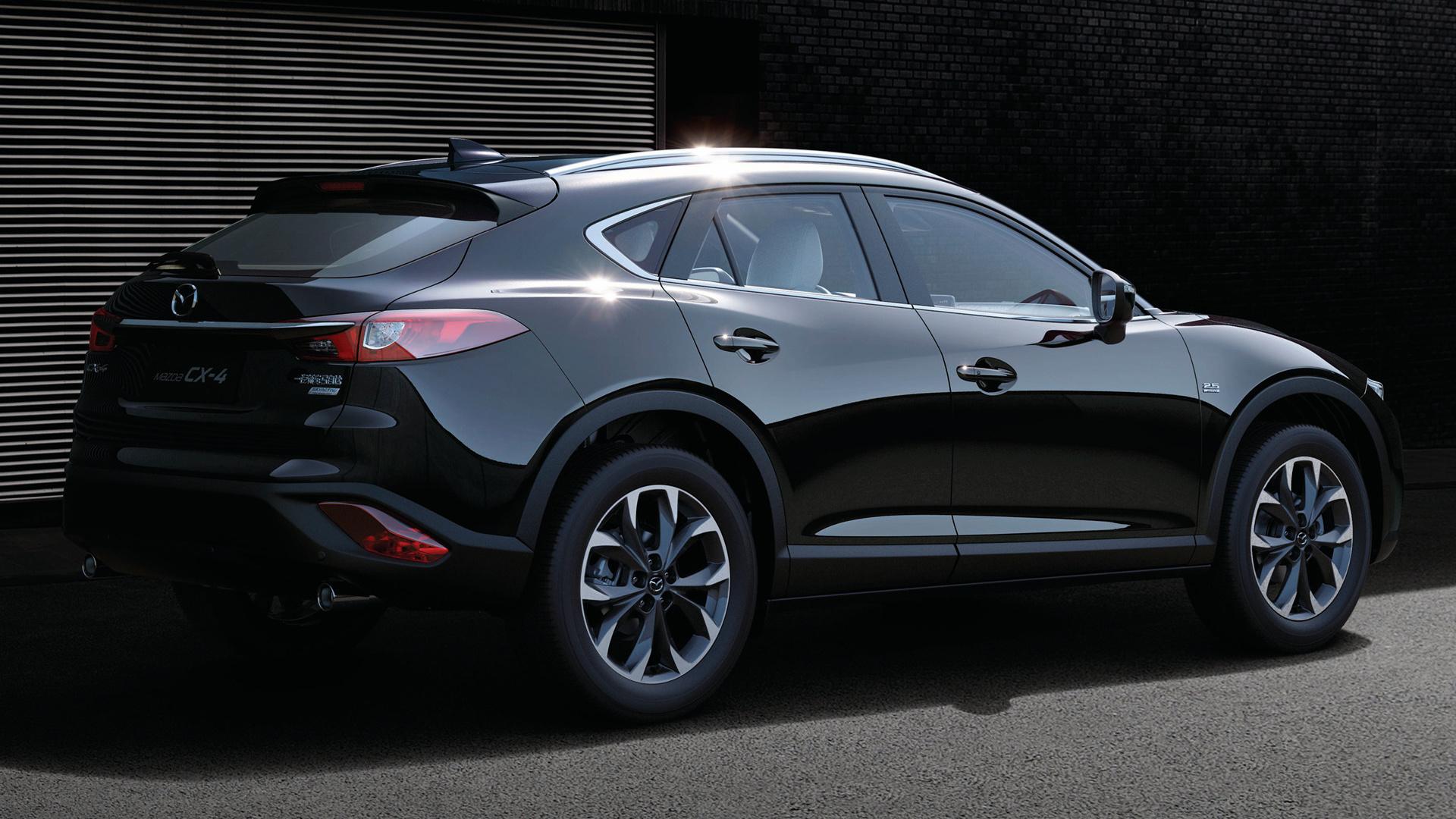 Mazda CX 4 2016 Wallpapers And HD Images Car Pixel
