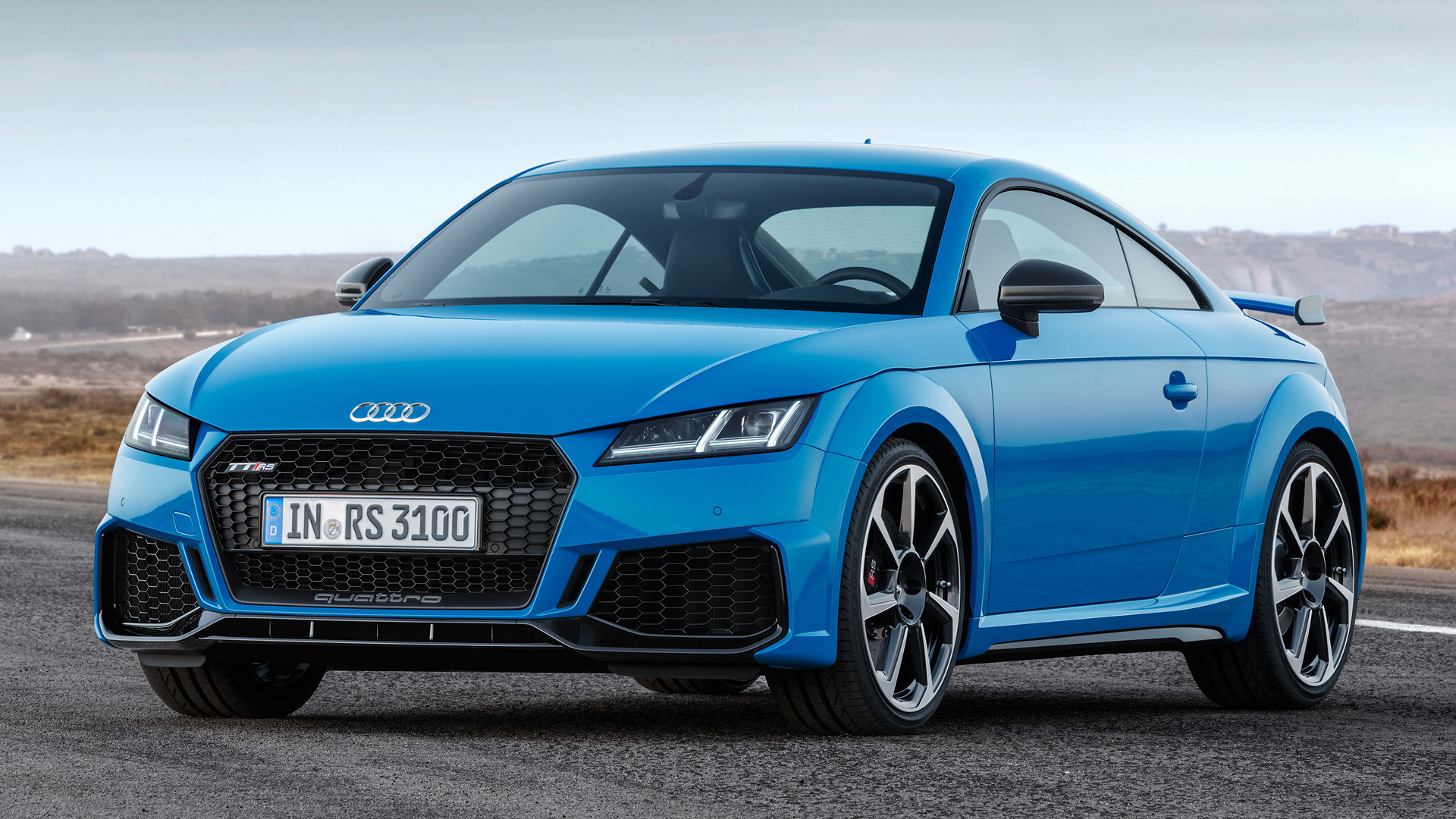 2019 Audi Tt Rs Coupe Wallpapers And Hd Images Car Pixel