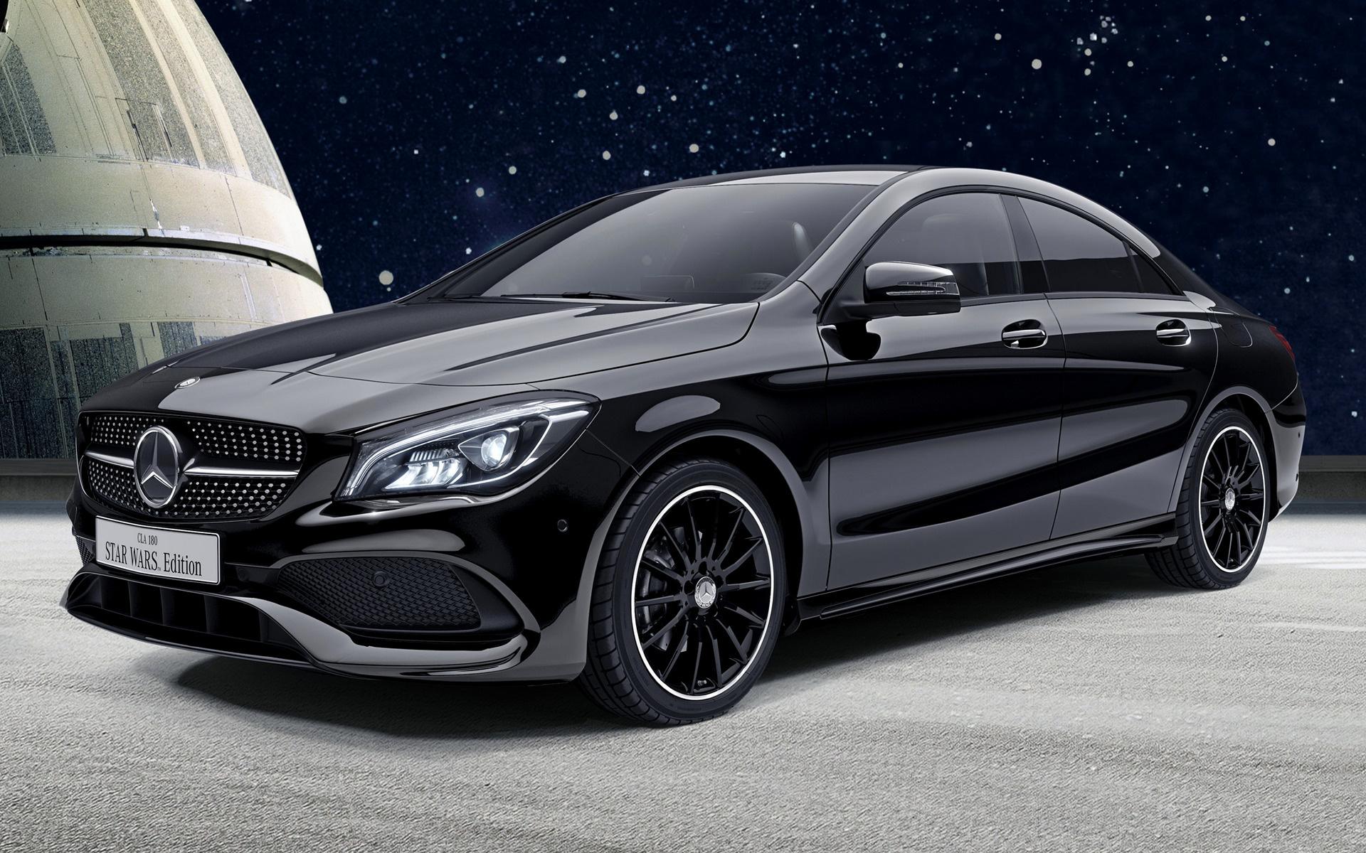 2017 Mercedes Benz Cla Class Star Wars Edition Jp