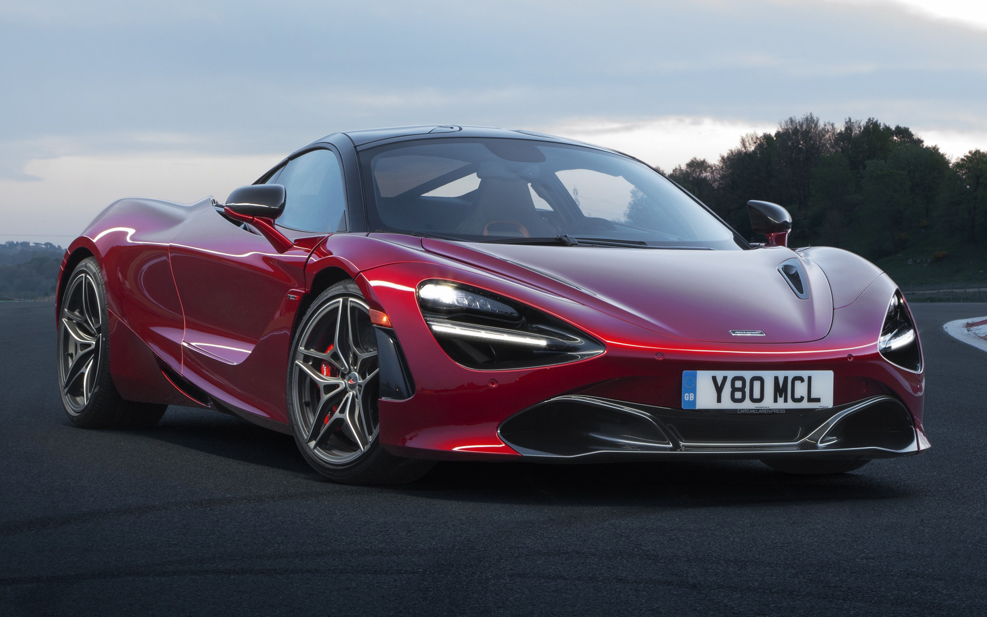 McLaren 720S 2017 US Wallpapers And HD Images Car Pixel