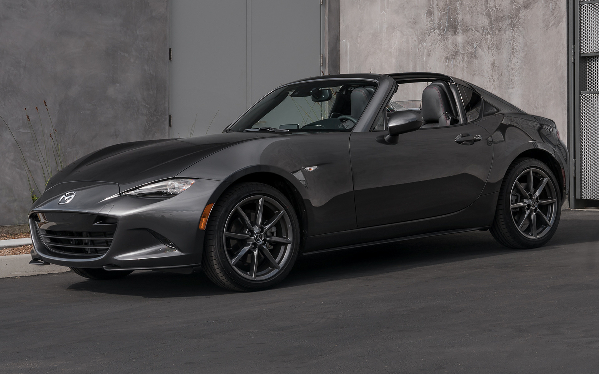 2017 Mazda Mx 5 Rf Us Wallpapers And Hd Images Car Pixel