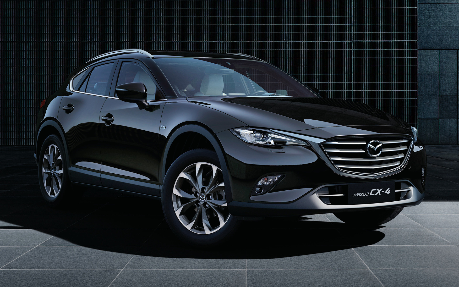 2016 Mazda Cx 4 Wallpapers And Hd Images Car Pixel
