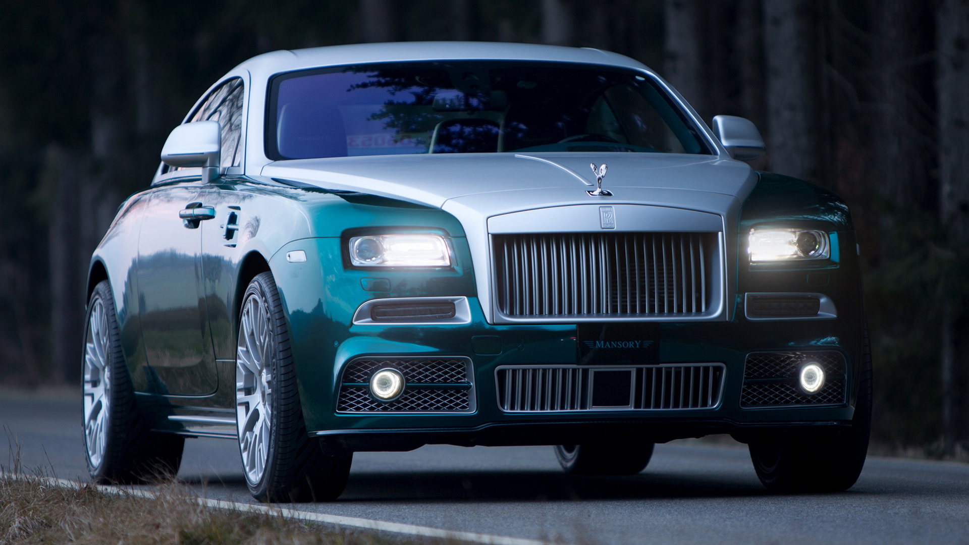 Rolls Royce Wraith By Mansory 2014 Wallpapers And HD