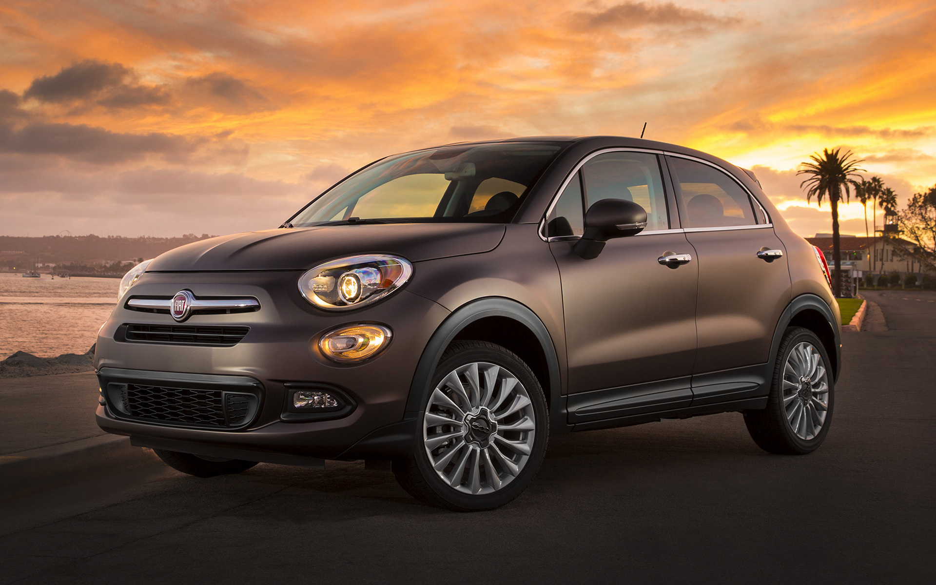 2016 Fiat 500x Us Wallpapers And Hd Images Car Pixel