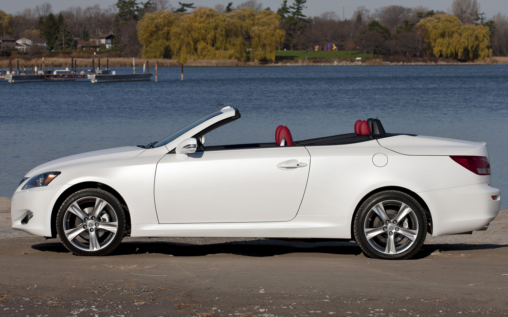 Lexus IS Convertible Special Edition 2011 US Wallpapers and HD