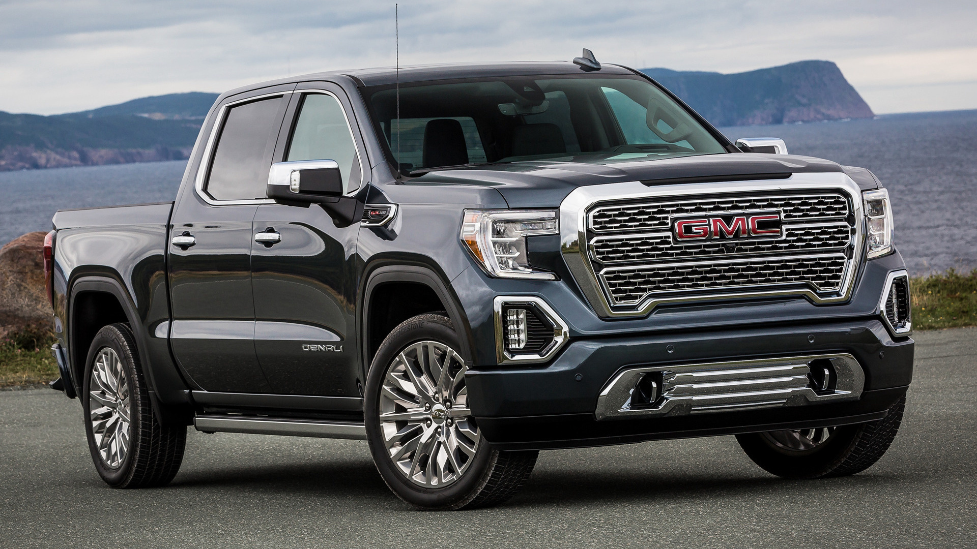 2019 Gmc Sierra Denali Crew Cab Wallpapers And Hd Images