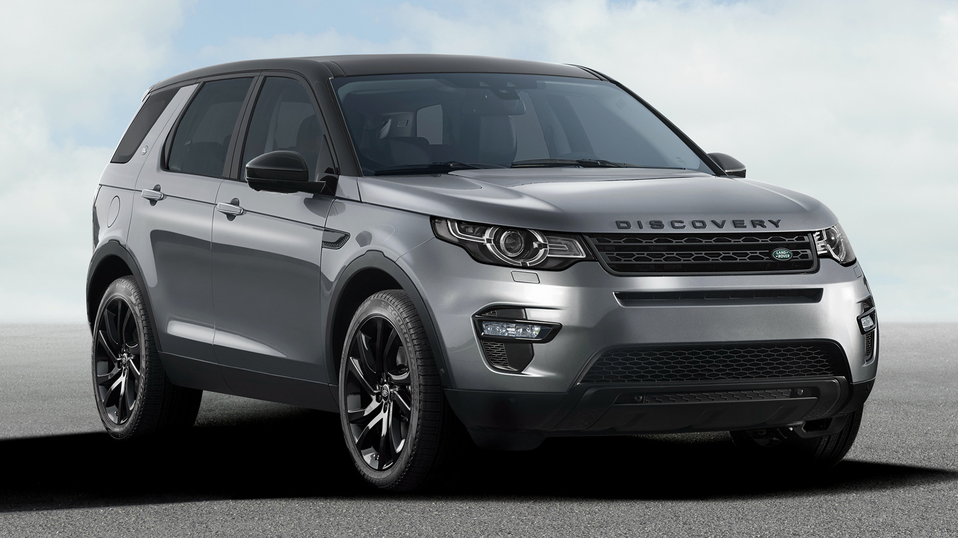 Land Rover Discovery Sport HSE Luxury Black Design Pack 2015