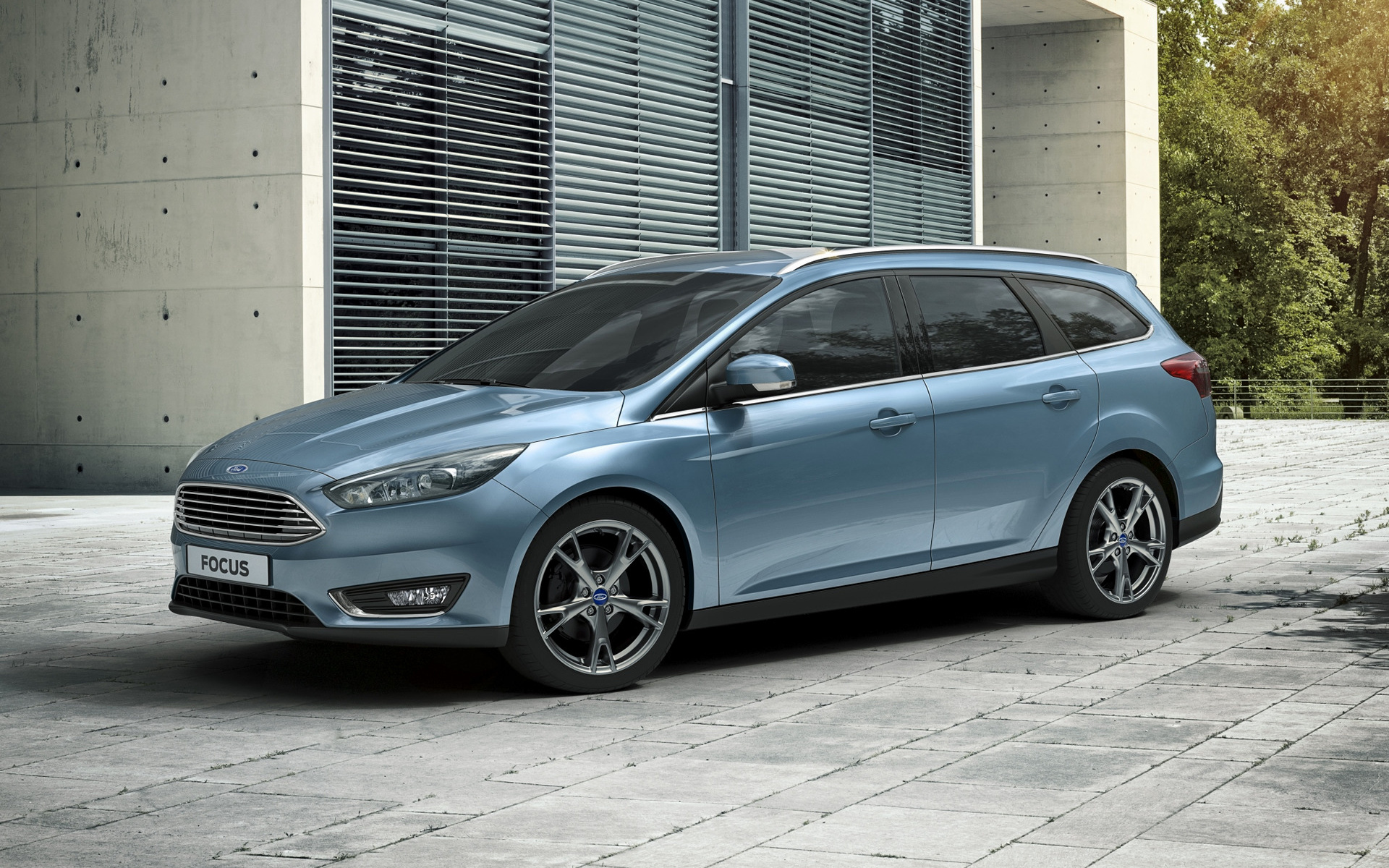 ford focus turnier (2014) wallpapers and hd images - car pixel