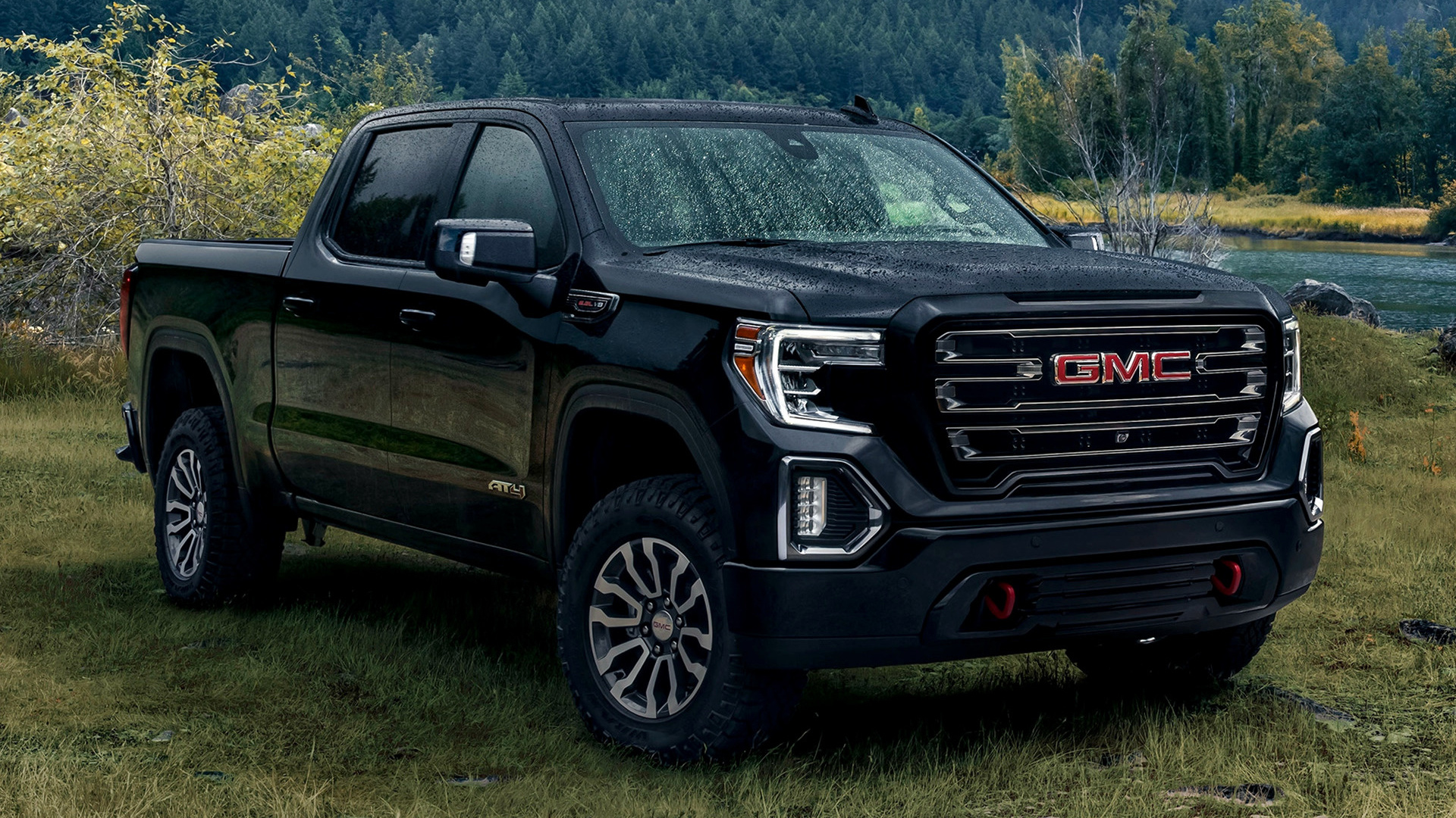 2019 Gmc Sierra At4 Crew Cab Wallpapers And Hd Images