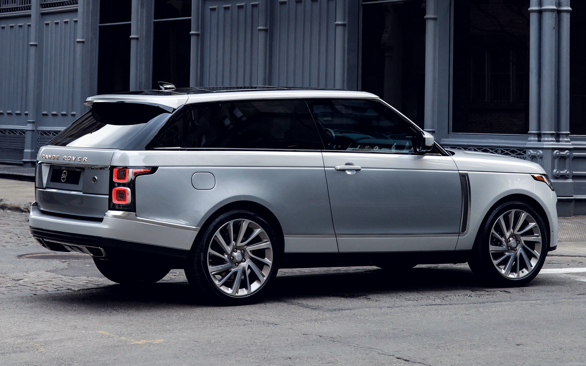 Range Rover SV Coupe 2019 US Wallpapers And HD Images