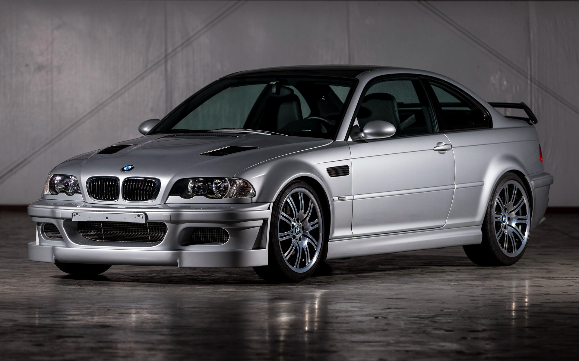 2001 Bmw M3 Gtr Coupe Road Version Wallpapers And Hd