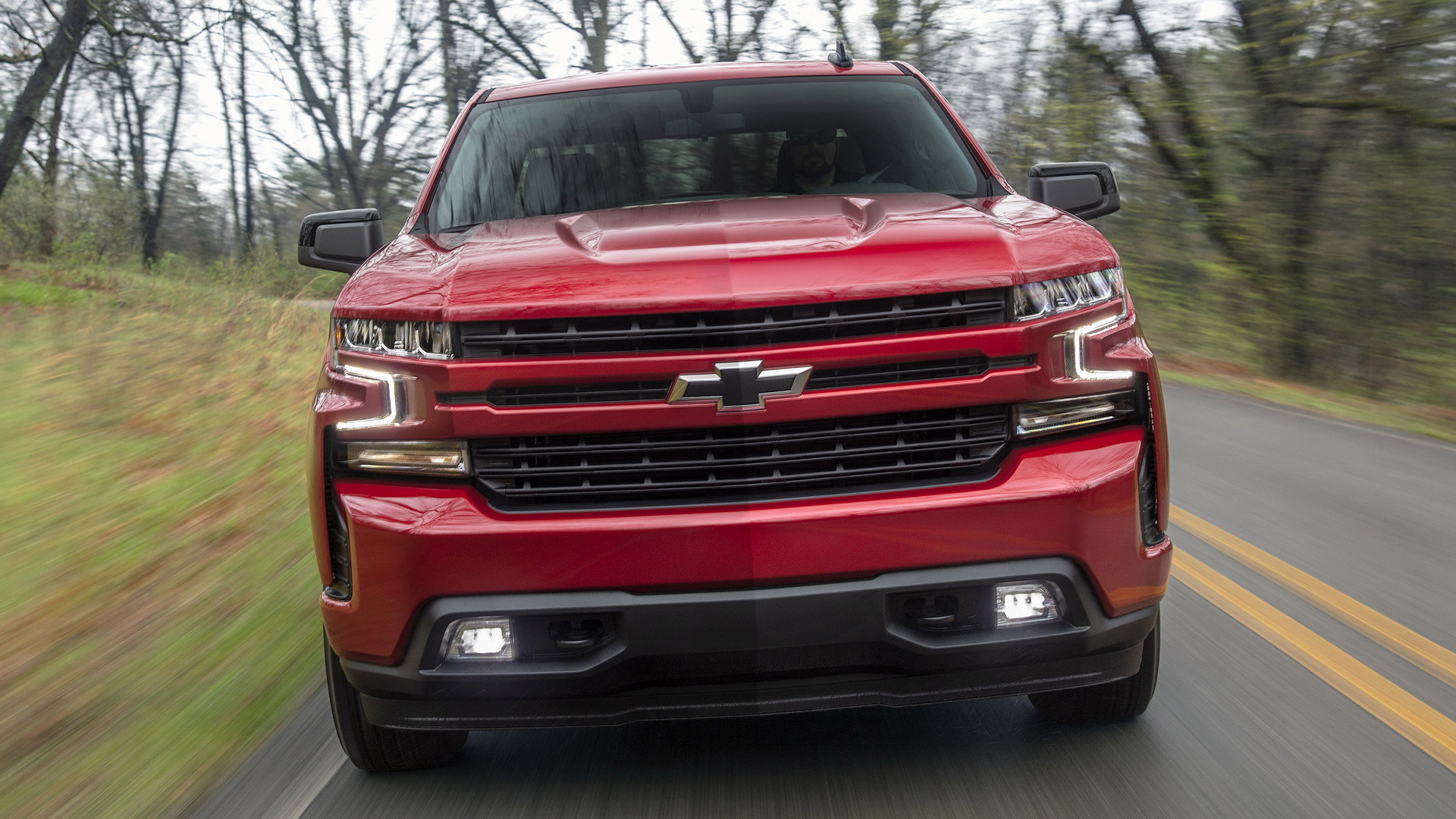 Chevrolet Silverado RST Crew Cab 2019 Wallpapers And HD