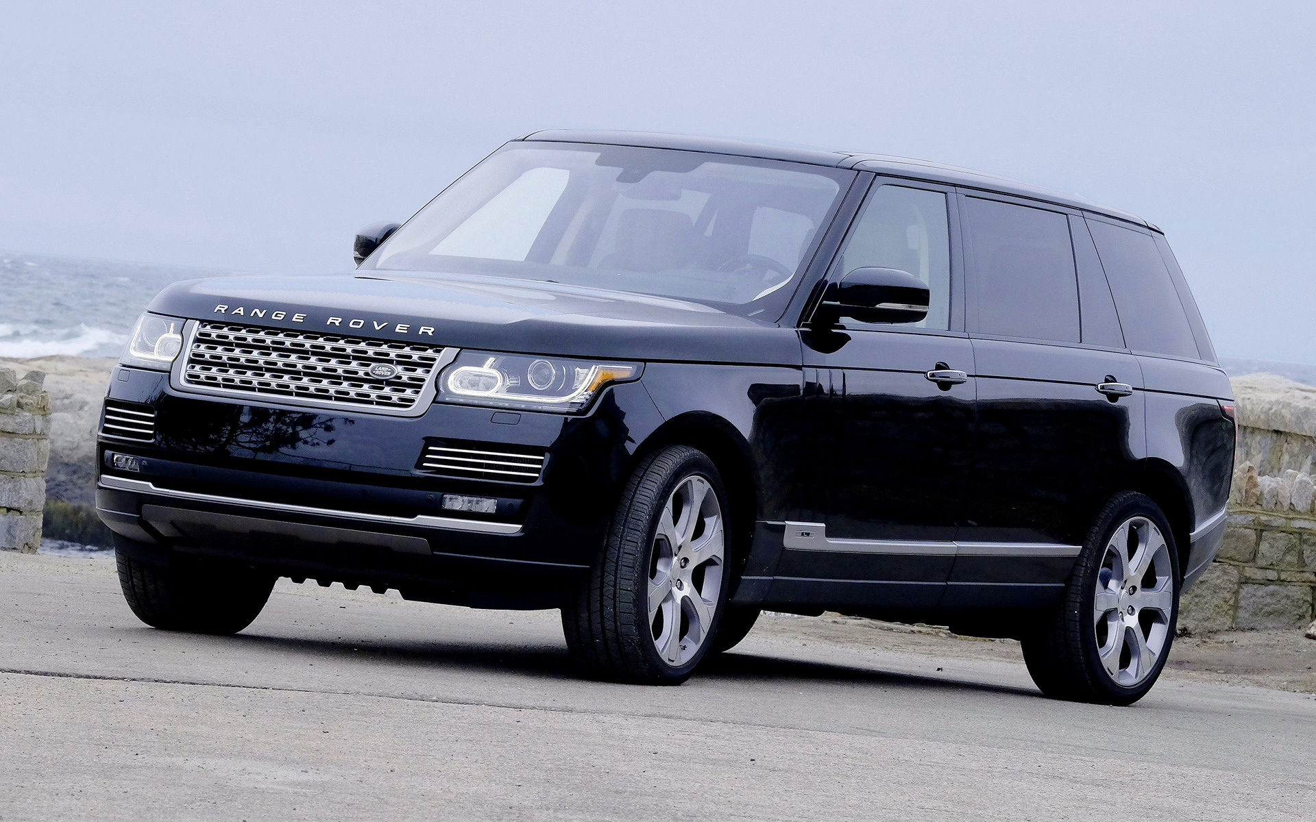 Range Rover Autobiography [LWB] 2014 US Wallpapers and HD
