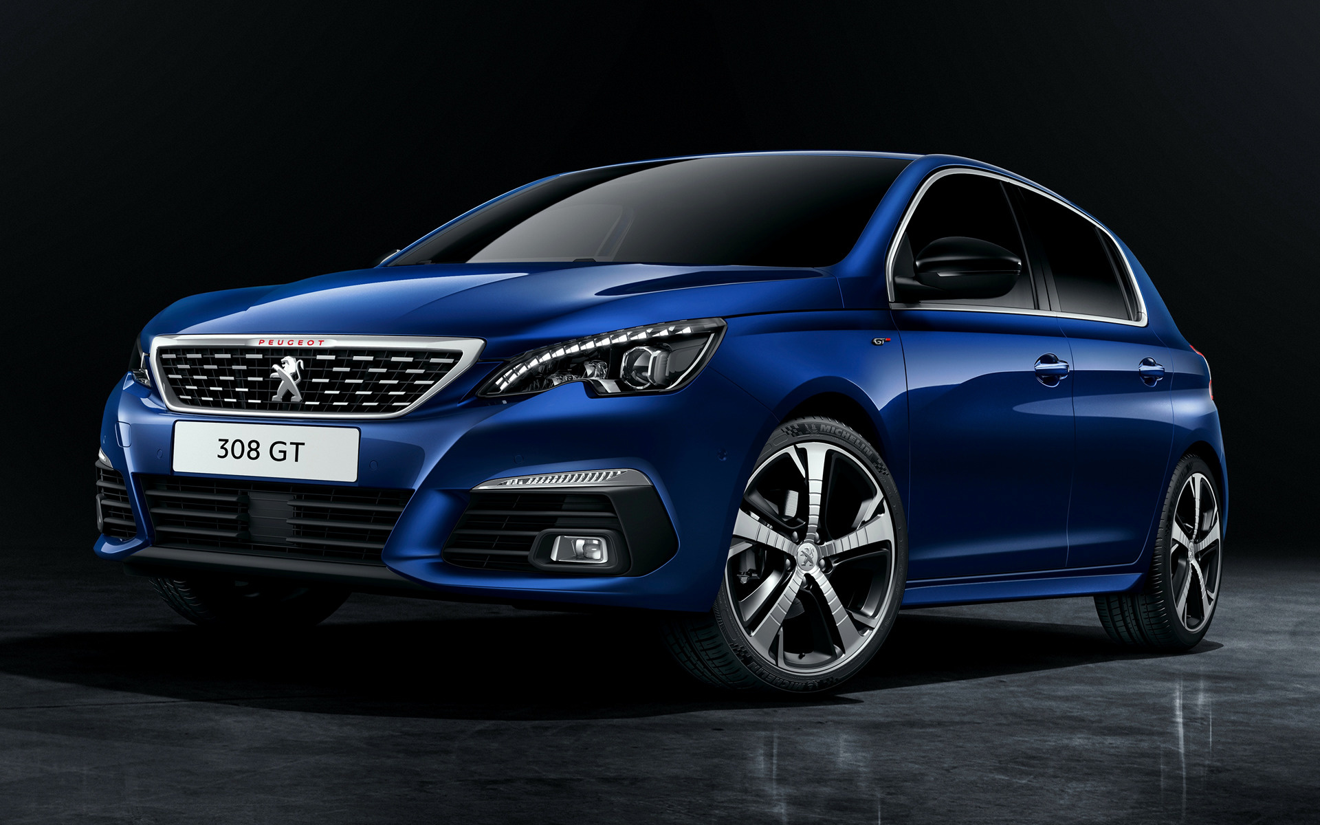 2017 Peugeot 308 Gt Wallpapers And Hd Images Car Pixel