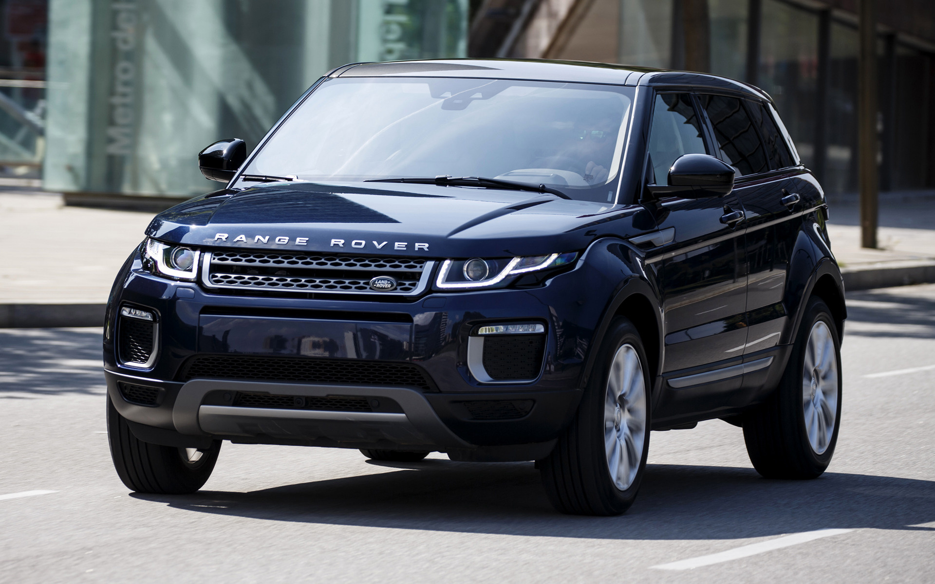 2015 Range Rover Evoque Wallpapers And Hd Images Car Pixel