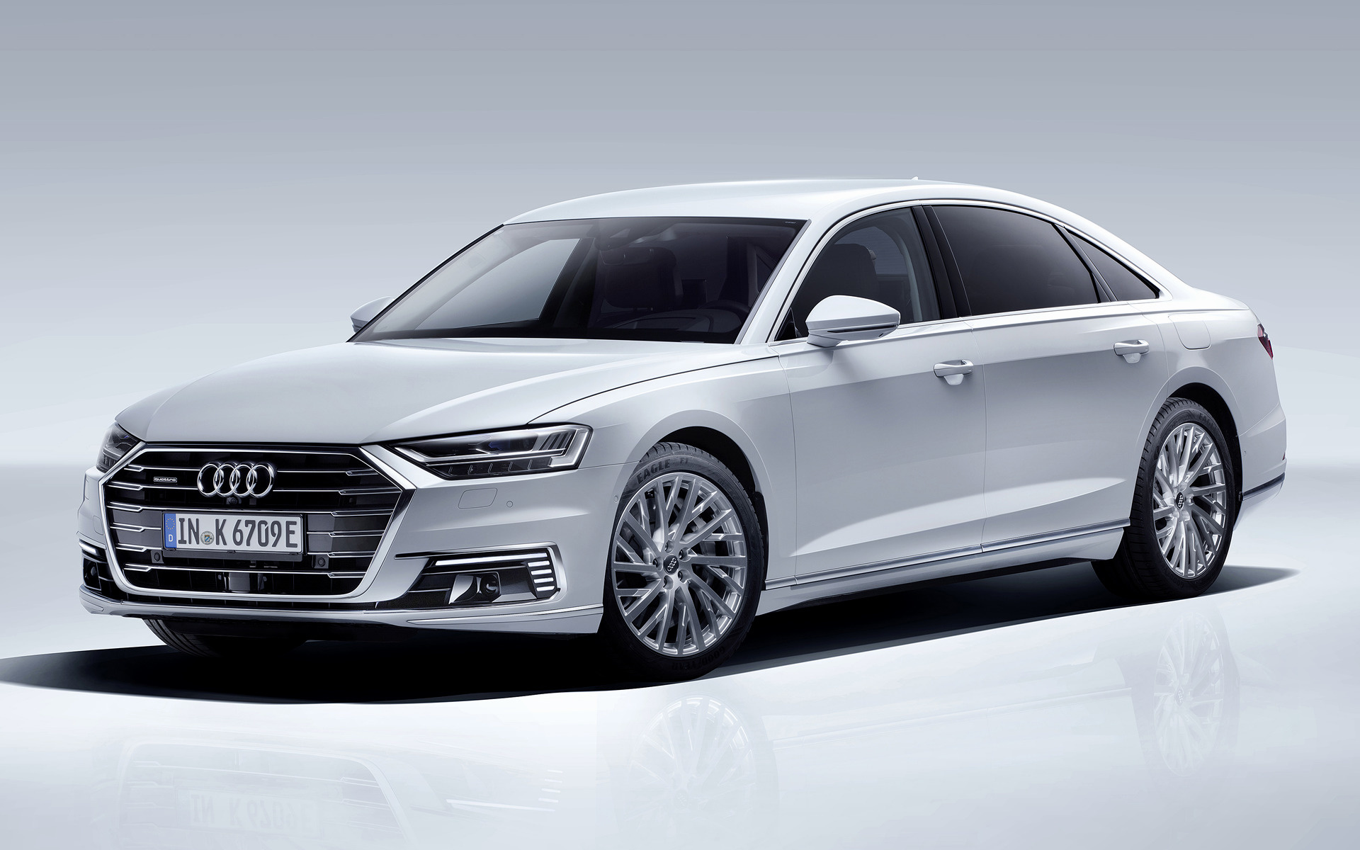 2019 Audi A8 L Plug In Hybrid Wallpapers And Hd Images