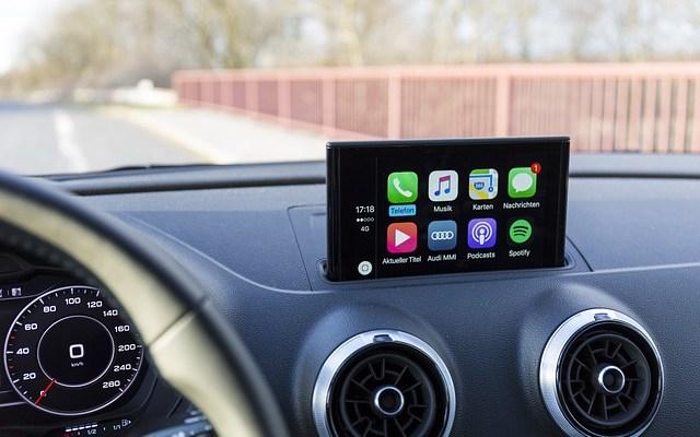 CarPlay Autoradios