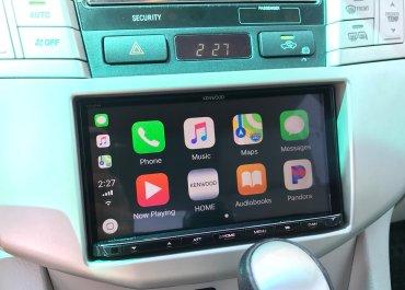 CarPlay Installs: Kenwood DMX-905S in a 2006 Lexus RX400H