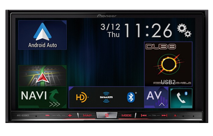 AVIC-8200NEX CarPlay