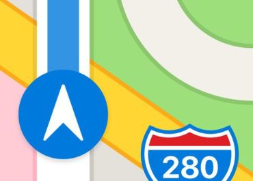 CarPlay App: Apple Maps