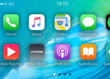 Apple CarPlay Custom Wallpaper Support Coming to iOS 14