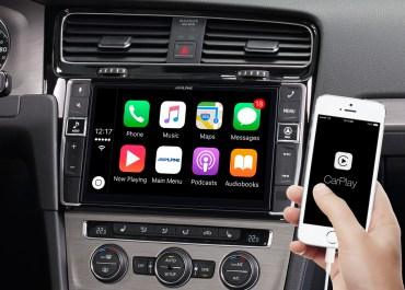Alpine Style X902D-G7 – Volkswagen Golf Mk7 Apple CarPlay Receiver Review