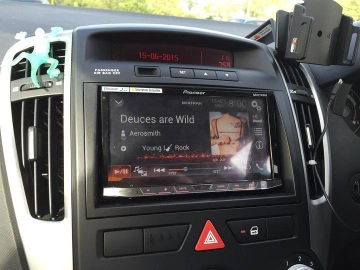 CarPlay Kia Ceed