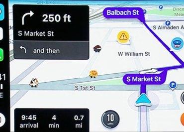 Waze Begins Beta Testing CarPlay iOS 12 App