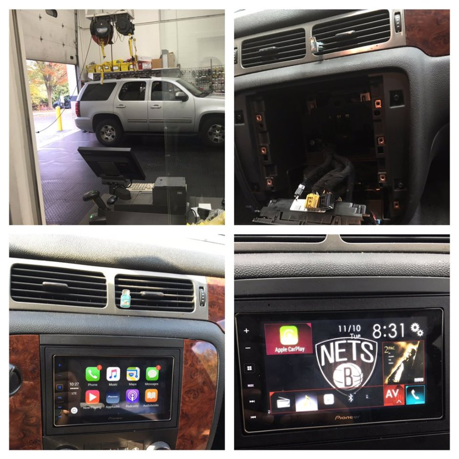 Chevy Tahoe 2011