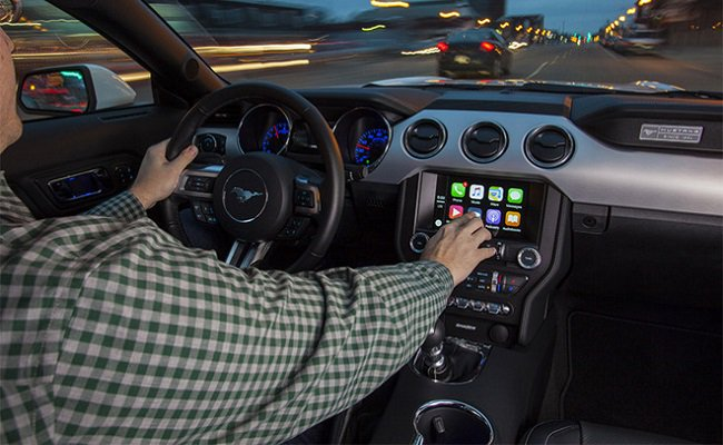 Ford CarPlay 2017