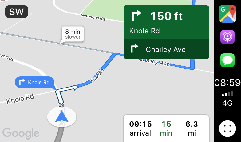 Alternative Navigation Apps to Apple Maps That Work With Apple ...