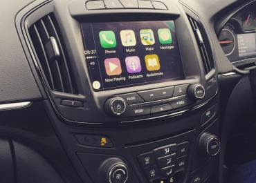 CarPlay Installs: Factory Fitted in a Vauxhall Insignia VXR