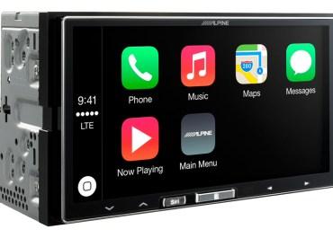 Alpine ILX-700 / ILX-007 CarPlay Receiver Review