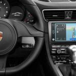 CarPlay Coming to Future Porsche Models