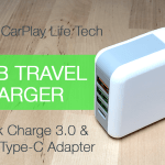 QC 3.0 USB Travel Charger With USB Type-C Review