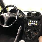 CarPlay Installs: Pioneer SPH-DA130DAB in a 2001 Mazda MX-5