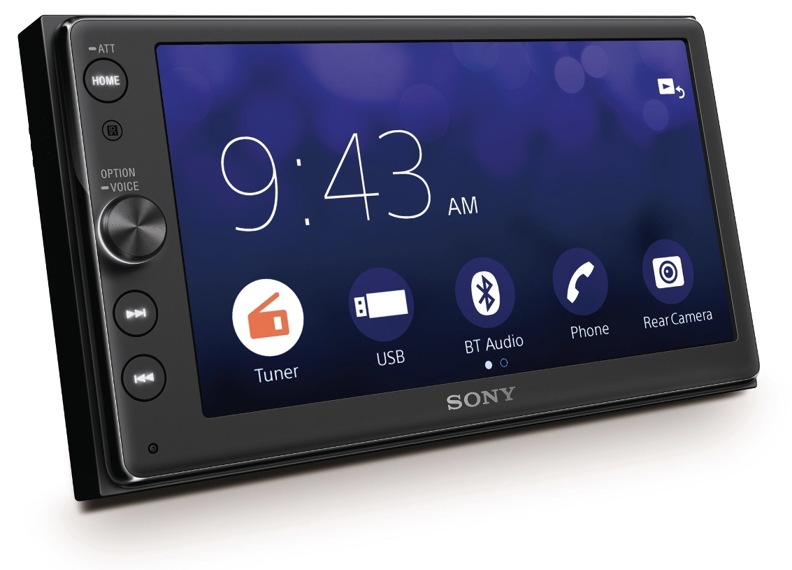 sony 39 s xav ax100 carplay receiver is now available to buy carplay life apple carplay news. Black Bedroom Furniture Sets. Home Design Ideas