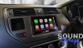 CarPlay Installs: Kenwood DNX994S in a 2014 Honda CRV