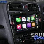 CarPlay Installs: Alpine i902D-G6 in a Volkswagen Golf Mk 6