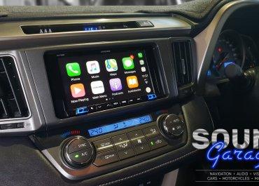 CarPlay Installs: Alpine iLX-702D in a 2013 Toyota RAV4