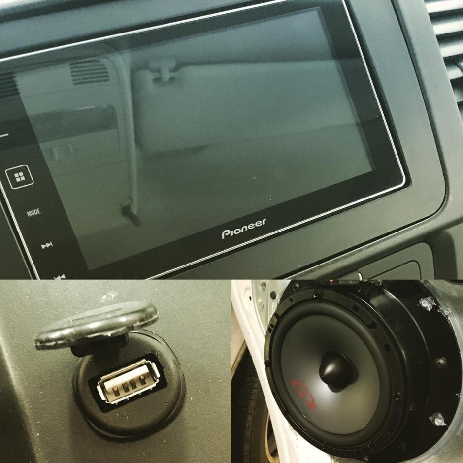 VW T5 CarPlay Install