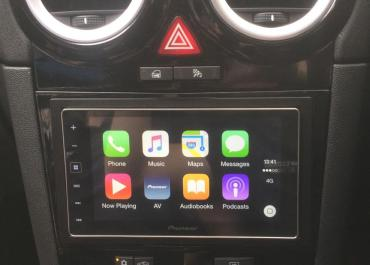 CarPlay Installs: Pioneer SPH-DA120 in a Vauxhall Corsa