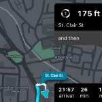 Waze Beta iOS 12 App on Apple CarPlay Screenshots Leak