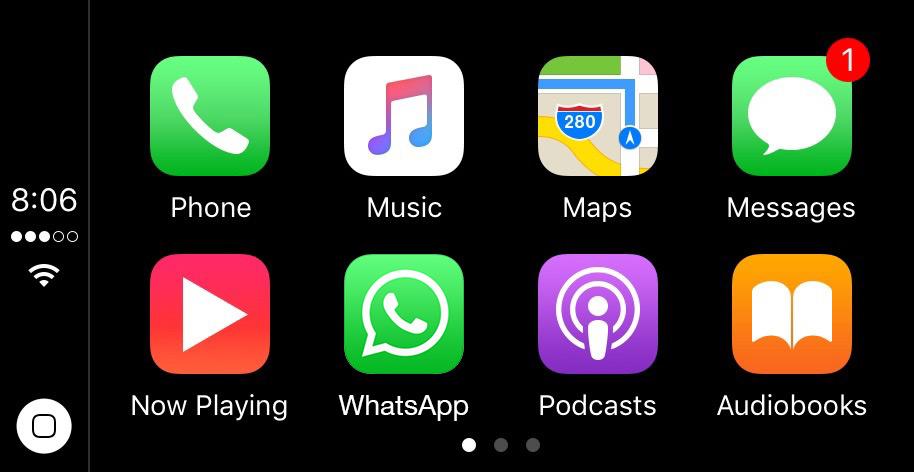 WhatsApp-CarPlay