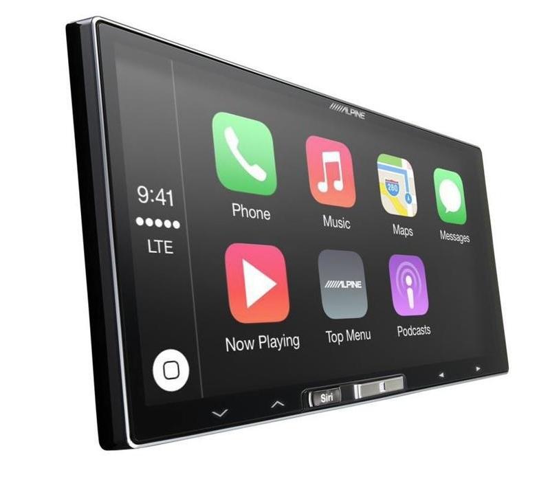 Alpine Delays First Wireless Apple CarPlay Receiver iLX ...