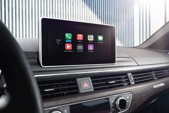 Audi Demos CarPlay In AllNew Audi A CarPlay Life Apple - Audi car play