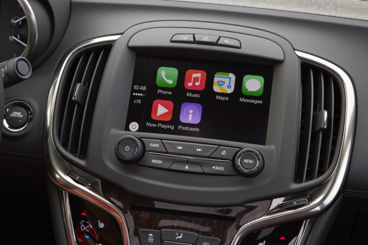buick carplay life