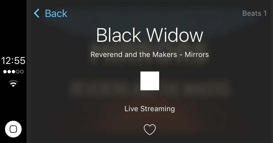 Live Beats 1 Streaming