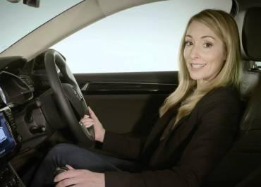 Skoda Superb Apple CarPlay Demo