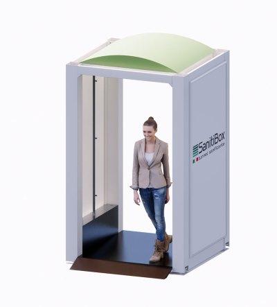 Tunel SanitiBox BioAkt